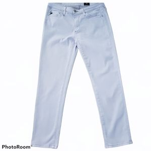 AG Adriano Goldschmied midrise prima crop jeans 26